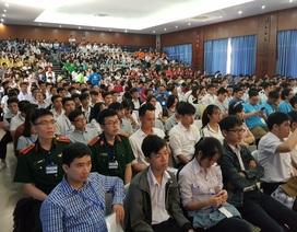 Khai mạc Kỳ thi Olympic Toán học sinh viên, học sinh toàn quốc tại Nha Trang