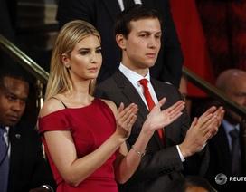 """Nhà Trắng bị """"tố"""" phạm quy vì cấp đặc quyền cho vợ chồng con gái ông Trump"""