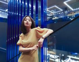 """Check-in """"bức tường xanh"""" sang chảnh bậc nhất Sài Gòn"""
