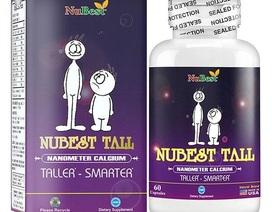 NuBest Tall chính hãng độc quyền phân phối bởi TVBUY