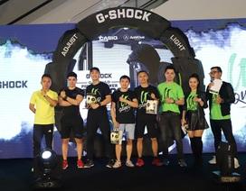 Chùm ảnh ấn tượng tại Ngày hội thách thức G-Squad Hà Nội