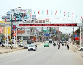 """Đất nền Phổ Yên - """"tâm điểm"""" đầu tư của BĐS Thái Nguyên"""