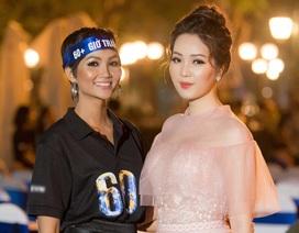Á hậu Thuỵ Vân tiết lộ điều cô không ngờ về H'Hen Niê