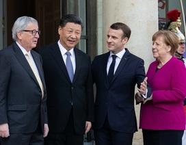 Chủ tịch Ủy ban châu Âu chỉ trích Trung Quốc ngay sau chuyến thăm của ông Tập