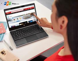 FPT Shop cho ra mắt chuyên trang mua sắm máy tính HP trực tuyến