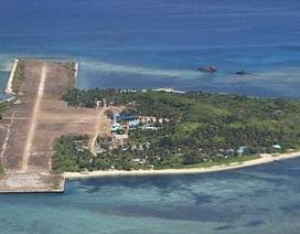 Philippines trao công hàm phản đối 200 tàu Trung Quốc áp sát đảo Thị Tứ