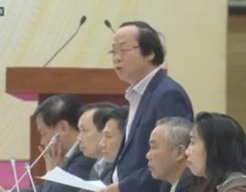 Thứ trưởng Bộ TN-MT lên tiếng về ô nhiễm không khí tại Hà Nội