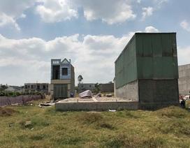 Xây nhà không phép trên đất nông nghiệp: Xem xét xử lý hình sự