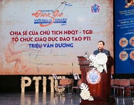 """Doanh nhân Triệu Văn Dương: """"Khởi nghiệp phải có triết lý"""""""