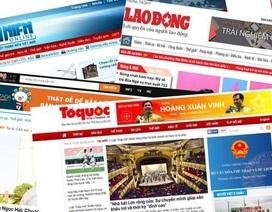Báo chí được sắp xếp thế nào theo quy hoạch mới?