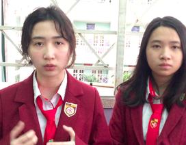 Tư vấn tâm lý học đường online, học sinh tha thiết nhà trường ủng hộ