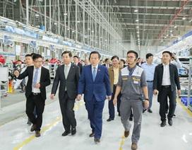 """""""VinFast phải là hạt nhân thúc đẩy công nghiệp VN phát triển"""""""