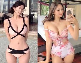 3 cô gái Hàn mặt ngây thơ, thân hình đẹp tới mức khó tin có thật