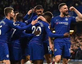 Thắng dễ dàng Brighton, Chelsea giành vị trí thứ năm từ Man Utd