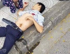 Thiếu niên 16 tuổi đâm người trọng thương khi bị nhắc nhở vượt đèn đỏ