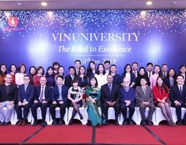 Dự án trường ĐH VinUni công bố Hiệu trưởng đầu tiên và mục tiêu xây dựng ĐH xuất sắc tại Việt Nam
