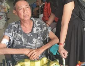 Nghệ sĩ Lê Bình bị ung thư di căn vào tuỷ, liệt nửa người, phải ngồi xe lăn