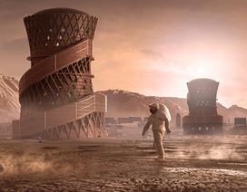 """NASA hé lộ """"ngôi nhà"""" đặc biệt của con người khi lên sao Hoả"""