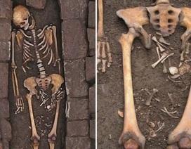 Phát hiện hài cốt của hai mẹ con thời Trung cổ