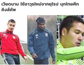 Ba cầu thủ Việt kiều muốn khoác áo tuyển Việt Nam tài năng ra sao?