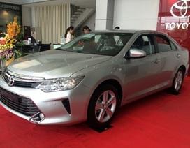 """Toyota hết """"mặn mà"""" lắp ráp xe hơi tại Việt Nam; ô tô Trung Quốc giảm giá """"mồi"""" khách Việt"""