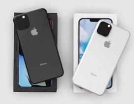 iPhone 11 bị rò rỉ từ nhà máy Foxconn với thiết kế kém ấn tượng