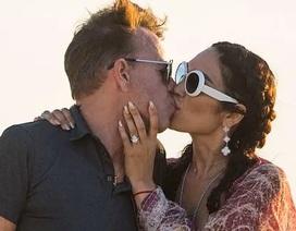 Duncan Bannatyne tươi tắn bên vợ kém 31 tuổi