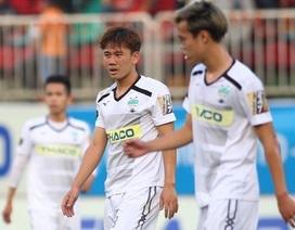 Cầu thủ HA Gia Lai trải qua chuyến bay kinh hoàng tới Hải Phòng