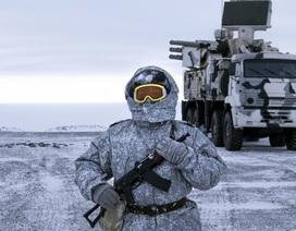 Có gì trong căn cứ mới của Nga ở Bắc cực?