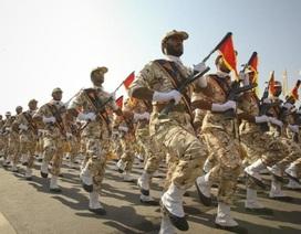 Mỹ có thể lần đầu tiên tuyên bố quân đội Iran là tổ chức khủng bố