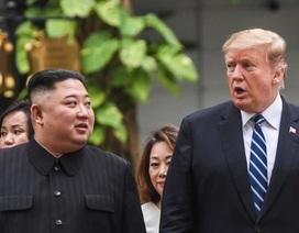 Tổng thống Trump và Chủ tịch Kim có thể gặp thượng đỉnh lần ba
