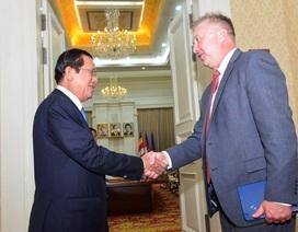 Campuchia chi 500.000 USD một năm thuê nghị sĩ Mỹ làm nhà vận động hành lang