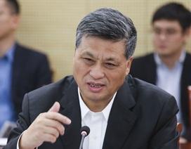 Tỉnh trưởng Quảng Đông tặng nhầm tranh chân dung đối thủ cho Thị trưởng Seoul