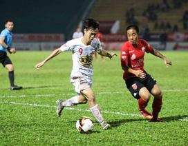 Văn Toàn đá hỏng penalty, HA Gia Lai thua trận thứ 3 liên tiếp