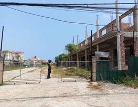"""Dự án bệnh viện 1.600 tỷ đồng """"đắp chiếu"""" gần chục năm tại Quảng Bình!"""