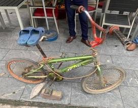 """Chiếc xe đạp của """"cậu bé Sơn La"""" được trả giá cao; Bào ngư cho giới nhà giàu rớt giá hơn nửa"""