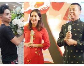 Phan Hiển không ghen khi Khánh Thi liên tục giáp mặt tình cũ Chí Anh