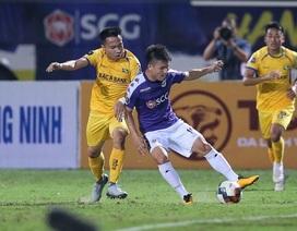 Các tuyển thủ U23 Việt Nam thi đấu thế nào ở vòng 4 V-League