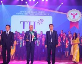 TH True MILK - Top 10 Thương hiệu mạnh Việt Nam 2018