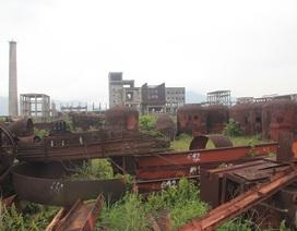 Thảm cảnh xót xa bên trong nhà máy thép 1.700 tỷ vừa được định giá... 108 tỷ!