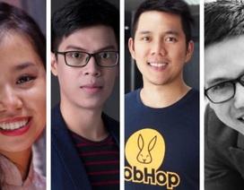 4 bạn trẻ Việt lọt vào top người dưới 30 tuổi có tầm ảnh hưởng châu Á 2019 của Forbes