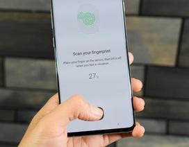 """Xem cảm biến vân tay siêu âm trên Galaxy S10 bị """"hack"""" trong chưa đến 10 giây"""