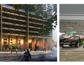 Khu đỗ xe thông minh – Thiết kế độc đáo trong dự án nghìn tỷ FLC Green Apartment