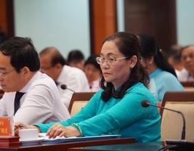 Trưởng Ban Tổ chức Thành ủy được bầu giữ chức Chủ tịch HĐND TPHCM
