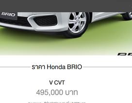 Xe bình dân ASEAN được các hãng nâng giá thành đắt đỏ ở Việt Nam?