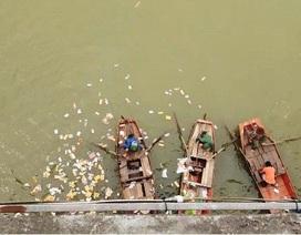 Nữ kế toán gieo mình xuống sông Lam tự tử
