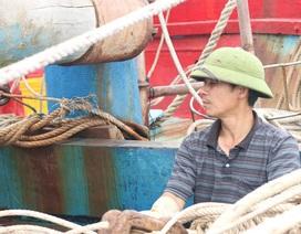 Ngư dân Nghệ An kể chuyện đời đi biển