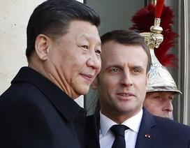 G7 phản đối Trung Quốc quân sự hóa trái phép trên Biển Đông