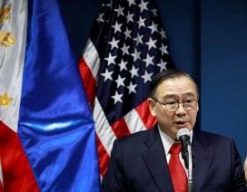 Philippines khẳng định Mỹ là đồng minh quân sự duy nhất