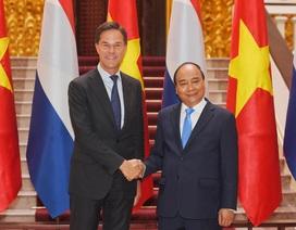 Việt Nam - Hà Lan tăng cường hợp tác luật quốc tế, đặc biệt là Luật Biển